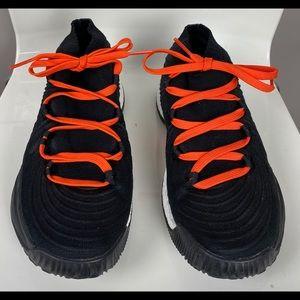Men's Adidas Black Sneakers Sz 9